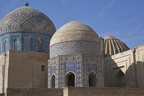 mausoleum in uzbekistan