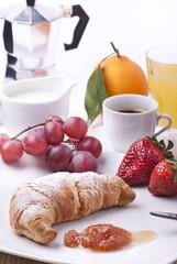 ideale colazione del mattino