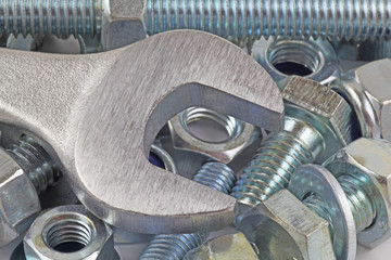 spanner nuts bolts