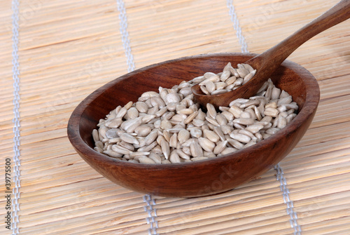 Sunflower seeds, shelled