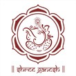Ganesha , lotus flower , Hinduism, India