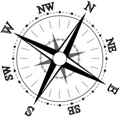 Englischer Kompass