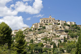 Gordes, france village in Provence.