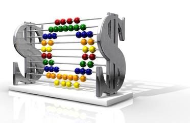 SOS Debt Abacus
