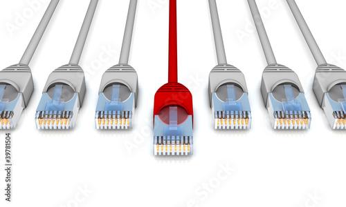 LAN Dateneleitung