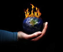 Koncepcji globalnego ocieplenia.