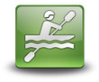 "Green 3D Effect Icon ""Kayaking"""