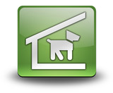 Green 3D Effect Icon