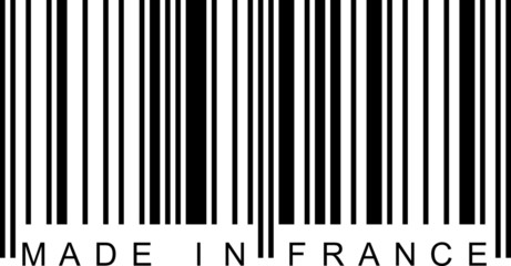 Barcode - Made in France