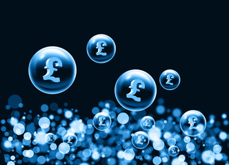 money bubbles