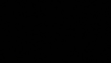 Blinking lights in dark