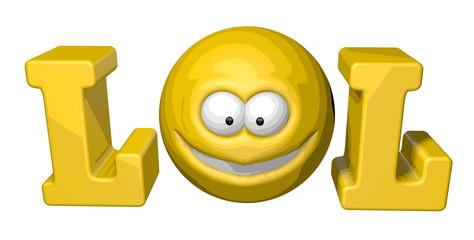 lol - symbol
