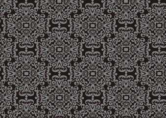pattern B&W