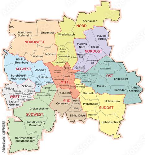 leipzig stadtteile karte GamesAgeddon   Leipzig   Lizenzfreie Fotos, Vektoren und Videos  leipzig stadtteile karte
