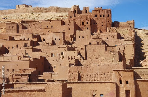 kasbah a Aït Benhaddou (maroc)