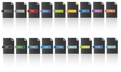 Dateitypen