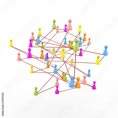 vernetzte Gemeinschaft
