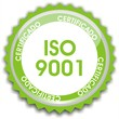 bouton iso 9001