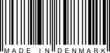 Barcode - Made in Denmark