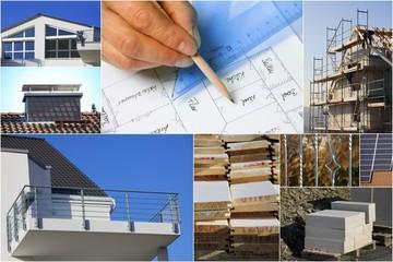 Eigenheim planen und bauen