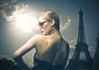Fototapeten,schönheit,gestalten,frau,paris