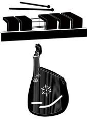 Bandura musical instruments