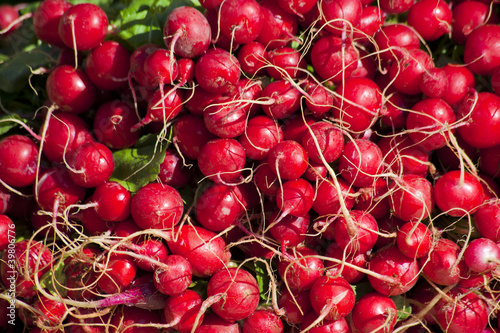 red reddish vegetable