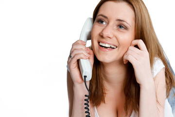 erfrischendes telefongespräch