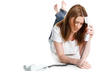 beziehungsprobleme am telefon