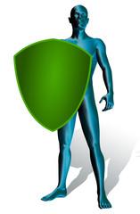 defender green