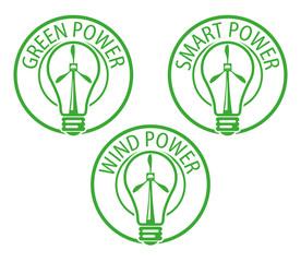 green power smart power wind power renewable energy
