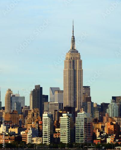 Naklejka Landmarks in New York City