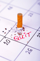 Day when i will quit smoking