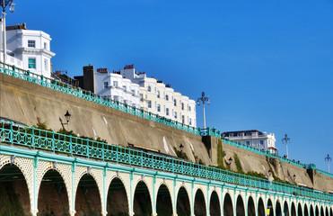 View Of Brighton Promenade