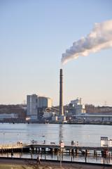 Kraftwerk in Kiel