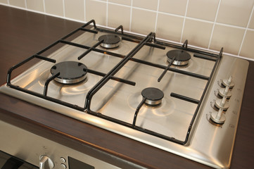 Gas Oven Hob