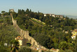 City Walls of Florence in Tuscany Italy