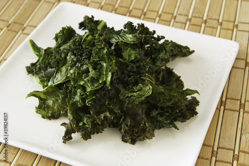 Leafy Green Snack Food