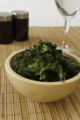 Kale Chip Snack
