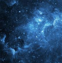 Galaktyka (Kolaż z obrazami z www.nasa.gov)