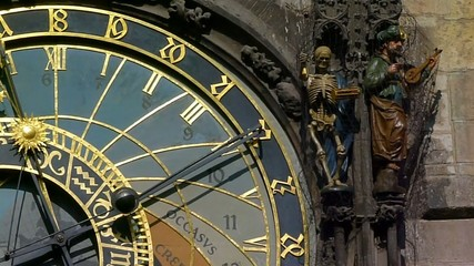 clock skeleton