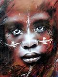 Fototapety Jeune africain
