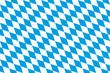 Bayern Rauten nahtlose Kachel