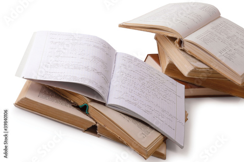 OLD mathematics Books