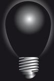 Blacklight poster