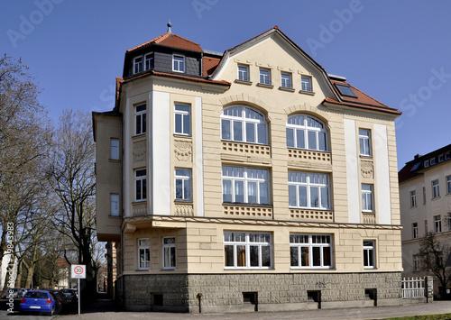 Leipzig Gründerzeithaus Stötteritz