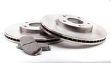 New Brake Pads and Disks