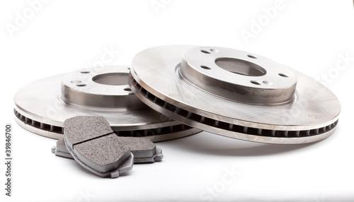 New Brake Pads and Disks - 39846700