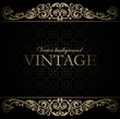 Vintage vector background