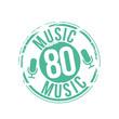 timbre musique années 80